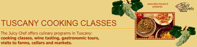 Tuscany Cooking Classes - Italy Travels
