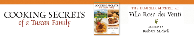 Cokking Secrets Of A Tuscan Family